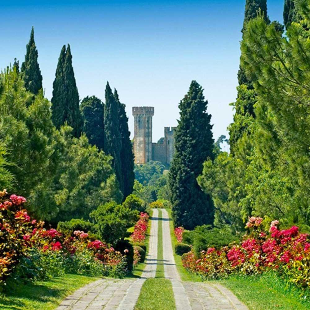 Parco-Sigurta Primavera-sul-Lago-di-Garda Residence-Ca-del-Lago