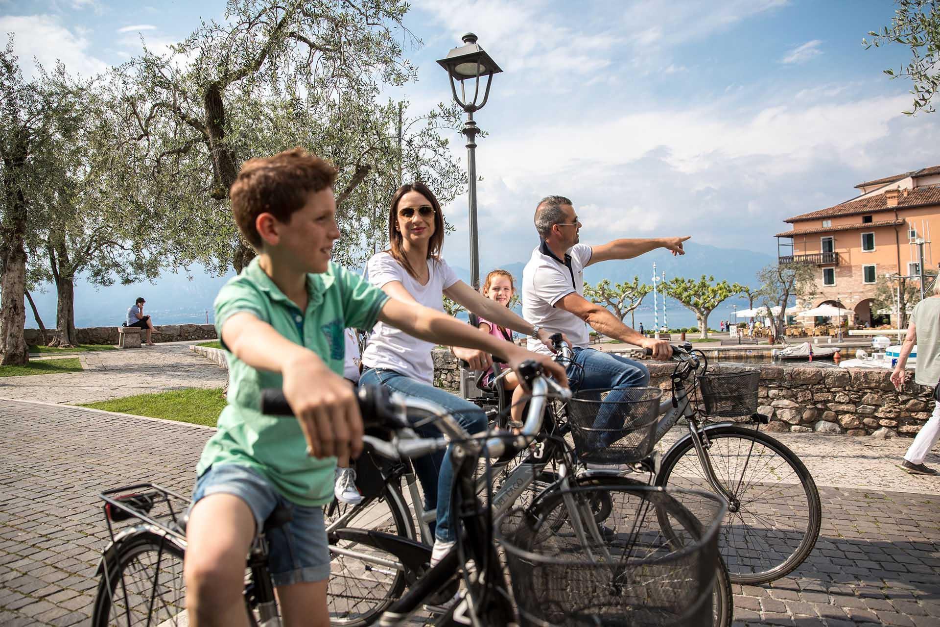 Residence Ca' del Lago, Lago di Garda, servizi