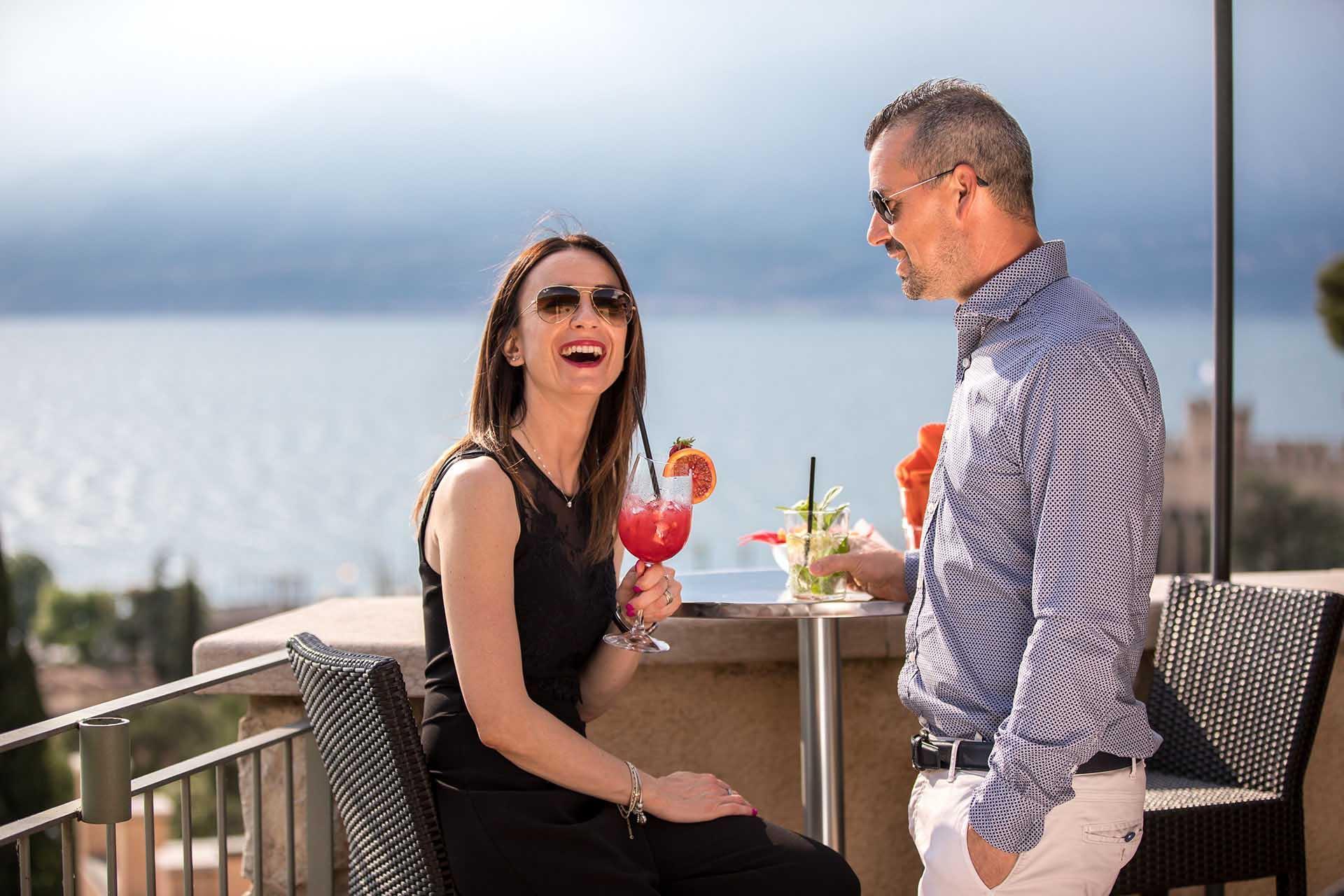 Residence Ca del Lago, Panoramic Bar, Lago di Garda