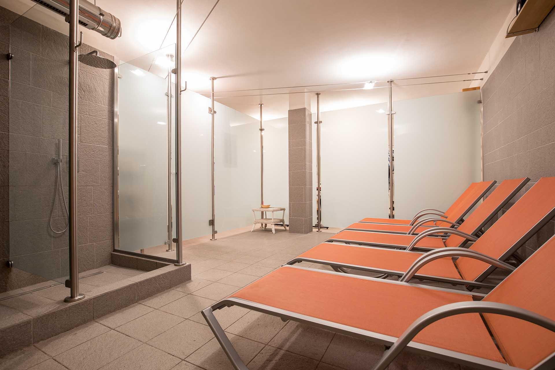 Residence Ca' del Lago, Torri del Benaco, sauna e fitness room
