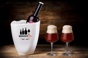 Benaco70: <b>Eine kleine Realität für ein großartiges Bier aus dem Gardasee</b>