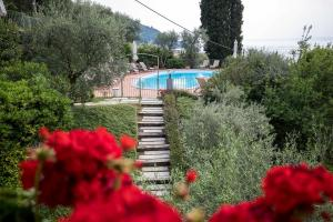 Safe holiday in apartment <b>at Lake Garda</b>