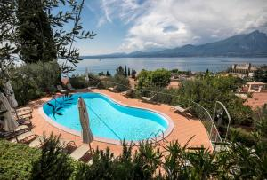 A <b>sustainable </b> and <b>relaxing </b> holiday on Lake Garda