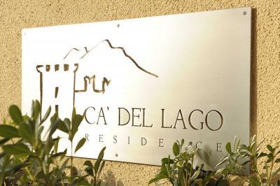Resicence Ca' del Lago, appartamenti