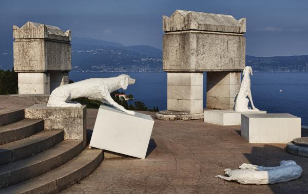 Il Vittoriale degli Italiani a Gardone Riviera