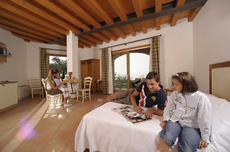 Appartamento vista lago (4 persone)